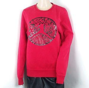 440941173adc1f Nike Air Jordan Therma Dri-Fit Red Sweatshirt